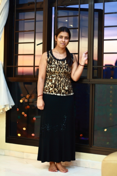 Anshu (Wife)