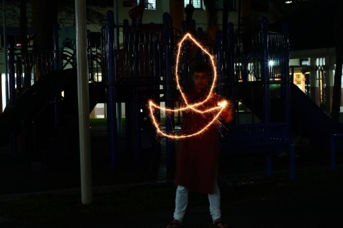 Diwali Experiment #3