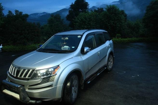 Mahindra XUV 500, the car
