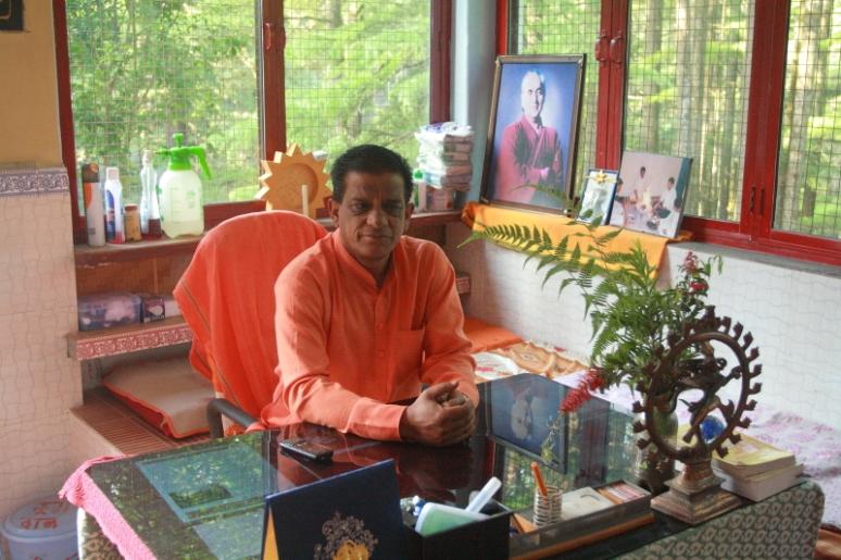 Ashram Mahant Sri Bramhanand Ji